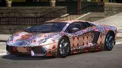 Lamborghini Aventador SS PJ2 для GTA 4