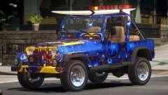 1988 Jeep Wrangler PJ3