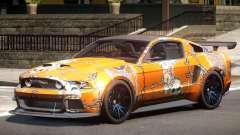 Ford Mustang GT V1.1 PJ5 для GTA 4