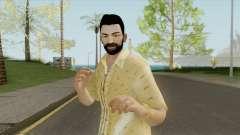 Tommy Vercetti Skin (With Beard) для GTA San Andreas