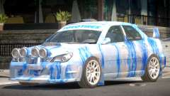 Subaru Impreza WRX GTI PJ1 для GTA 4
