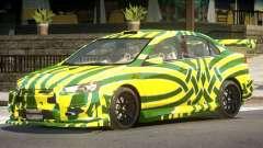 Mitsubishi Lancer X Tuned PJ1 для GTA 4