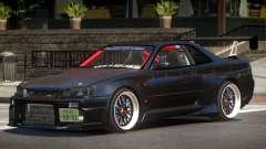 Nissan Skyline R34 Tuning для GTA 4