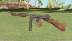 Thompson M1A1 (Enemy Front) для GTA San Andreas