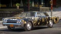 1961 Lincoln Continental PJ5 для GTA 4
