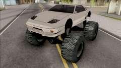 Super Monster GT для GTA San Andreas