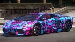 Lamborghini Aventador SS PJ4 для GTA 4