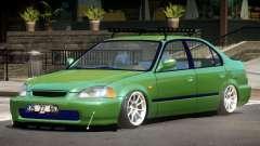 Honda Civic DS для GTA 4