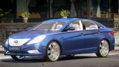 Hyundai Sonata V1.1 для GTA 4