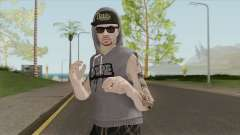 Male Casual Skin V3 (GTA Online) для GTA San Andreas