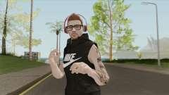 GTA Online Skin Random Male V3 для GTA San Andreas