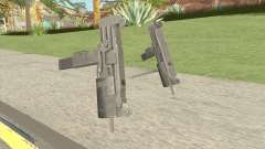 Micro Uzi (Manhunt) для GTA San Andreas