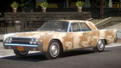 1961 Lincoln Continental PJ3 для GTA 4