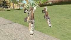 New Tactical SMG (Fortnite) для GTA San Andreas
