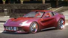 Ferrari F12 GT для GTA 4