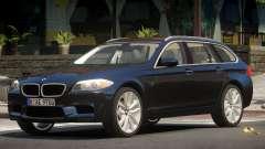 BMW M5 F11 UL для GTA 4