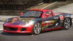Porsche Carrera GT Sport PJ6 для GTA 4