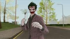 Joker Skin HQ для GTA San Andreas