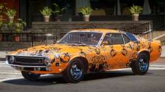 1969 Shelby GT500 RS PJ5 для GTA 4