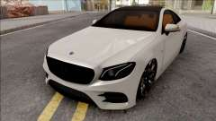 Mercedes-Benz E350D Coupe C238 2017 SlowDesign
