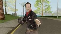 Negan (The Walking Dead) V1 для GTA San Andreas