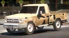 Toyota Land Cruiser PJ2 для GTA 4