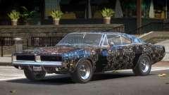 1968 Dodge Charger RT PJ4 для GTA 4