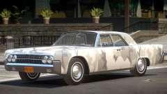 1961 Lincoln Continental PJ2 для GTA 4