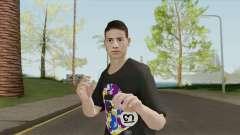 James Rodriguez для GTA San Andreas