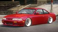 Nissan Silvia S14 RS V1.0 для GTA 4