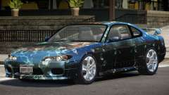 Nissan Silvia S15 RS PJ3 для GTA 4