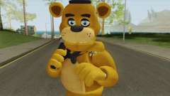 Freddy (FNAF AR) для GTA San Andreas