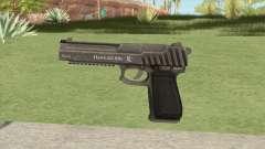 Pistol .50 GTA V (Platinum) Base V1 для GTA San Andreas