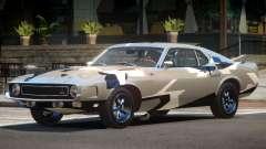 1969 Shelby GT500 RS PJ4 для GTA 4