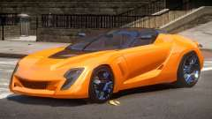 Bertone Mantide GT для GTA 4