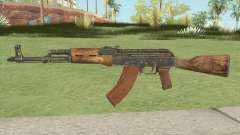 AKM (CS-GO Customs 2) для GTA San Andreas