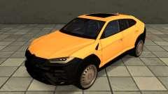 Lamborghini Urus Poor Version для GTA San Andreas