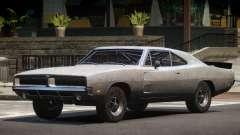 1969 Dodge Charger RT V1.0 PJ2 для GTA 4