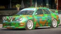Subaru Impreza WRX GTI PJ4 для GTA 4