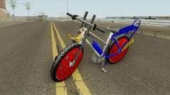 New Mountain Bike для GTA San Andreas