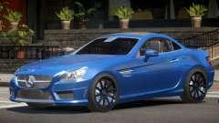 Mercedes Benz SLK 55 V1.0 для GTA 4