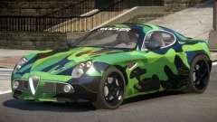 Alfa Romeo 8C V1.0 PJ3 для GTA 4