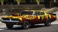 1969 Dodge Charger RT V1.0 PJ1 для GTA 4