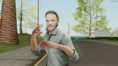 Rick Grimes (The Walking Dead) для GTA San Andreas