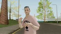 Mesut Ozil для GTA San Andreas