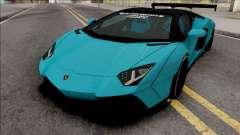 Lamborghini Aventador LP700-4 Roadster LW