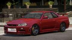 Nissan Skyline R34 V1.2