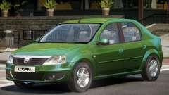 Dacia Logan 1.6 MPI для GTA 4