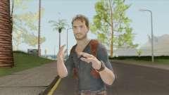 Nathan Drake (Uncharted IV) для GTA San Andreas