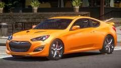 Hyundai Genesis GT для GTA 4